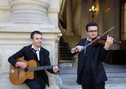 duo violon guitare