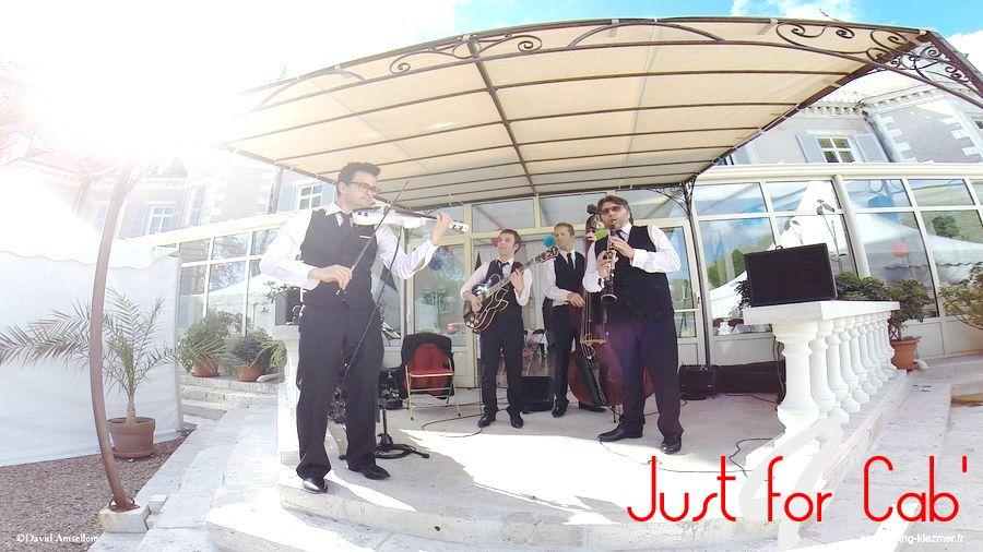 Groupe jazz anniversaire